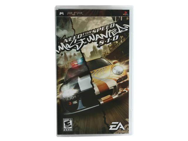 Need for Speed Most Wanted Game EA