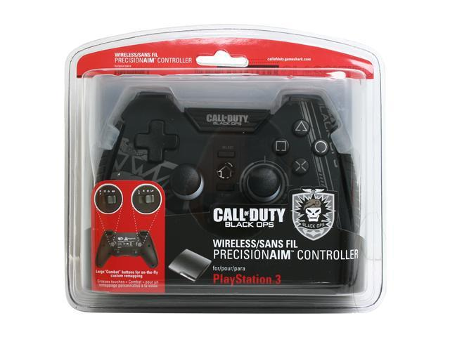 Mad Catz PS3 Call of Duty: Black Ops Wireless PrecisionAIM Controller (Stealth)