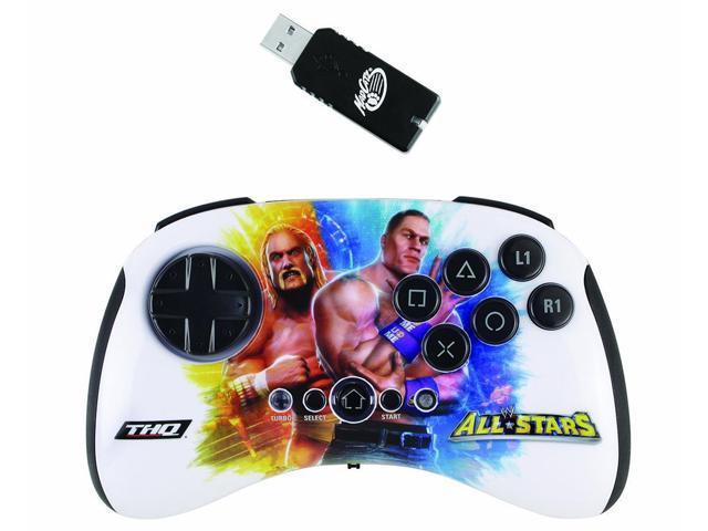 Mad Catz WWE All STARS Wireless BrawlPad for PlayStation3