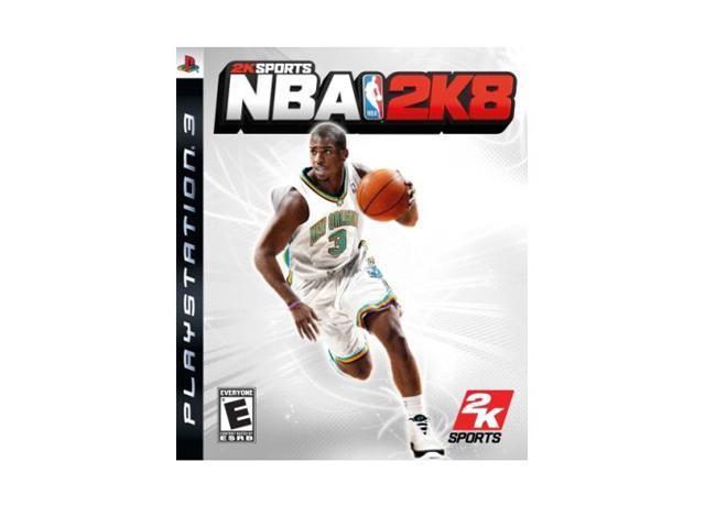 NBA 2K8 Playstation3 Game