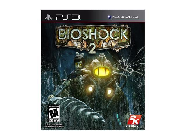 Bioshock 2 Playstation3 Game