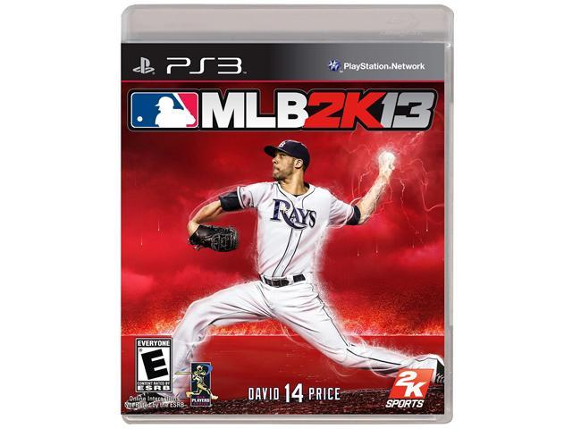 MLB 2K13: PS3 game - 2K Games