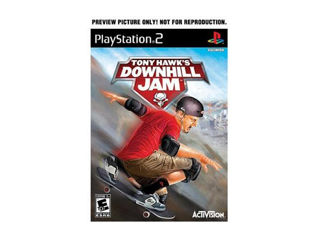 Tony Hawk's Downhill Jam Game