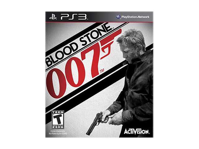 James Bond 007: Blood Stone PlayStation 3