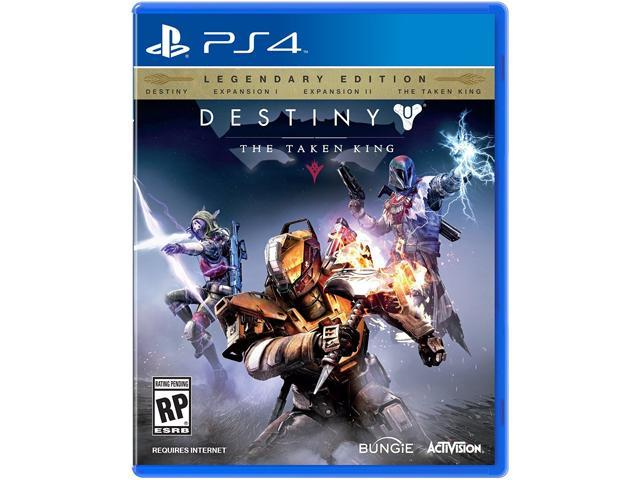 Destiny: The Taken King Legendary Edition (English Only) - PlayStation 4