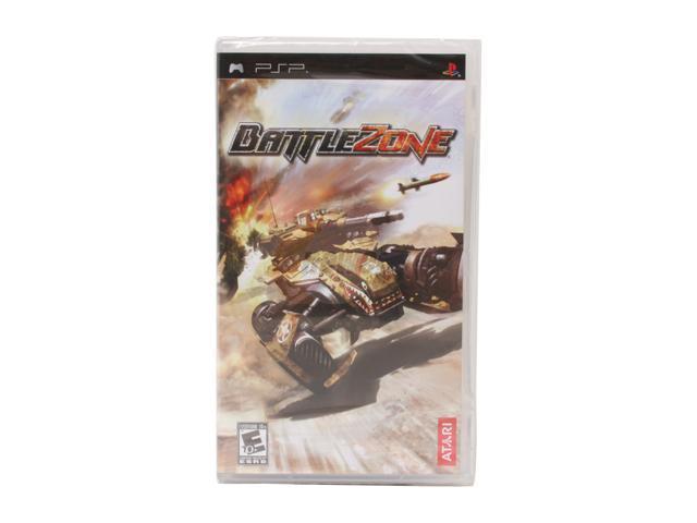 Battlezone PSP Game ATARI