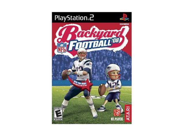 Backyard Football 2008 Game