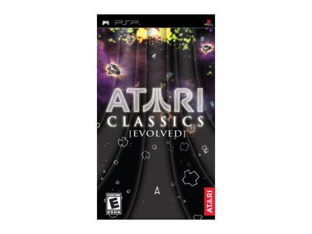 Atari Classics Evolved PSP Game ATARI