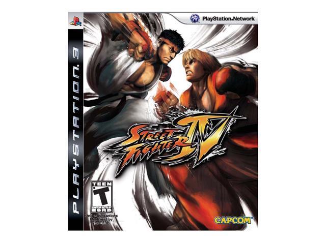 Street Fighter IV PlayStation 3
