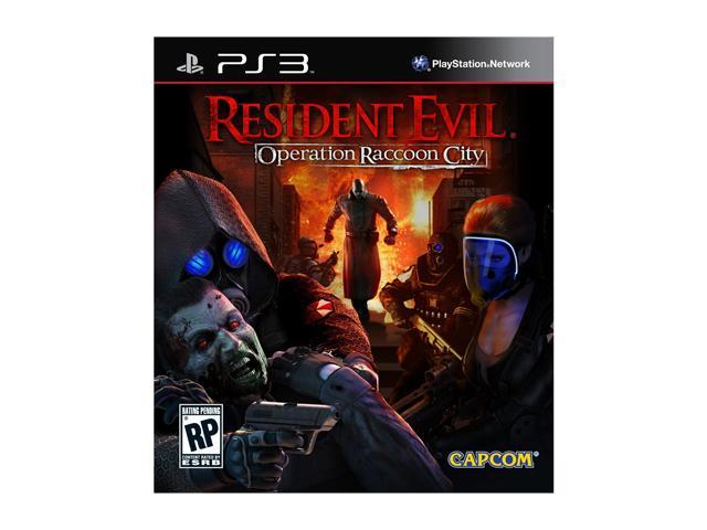 Resident Evil: Operation Raccoon City Playstation3 Game