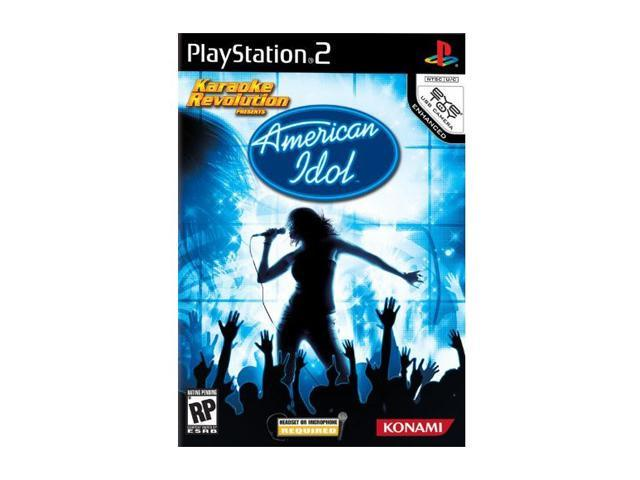 Karaoke Revolution: American Idol Game