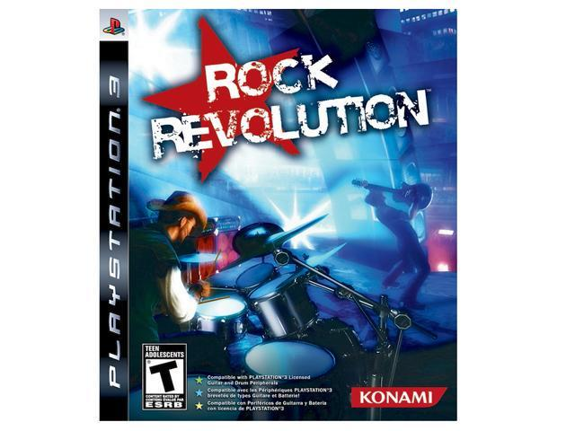 Rock Revolution PlayStation 3