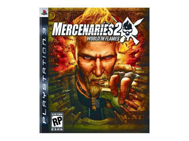 Mercenaries 2: World in Flames Playstation3 Game