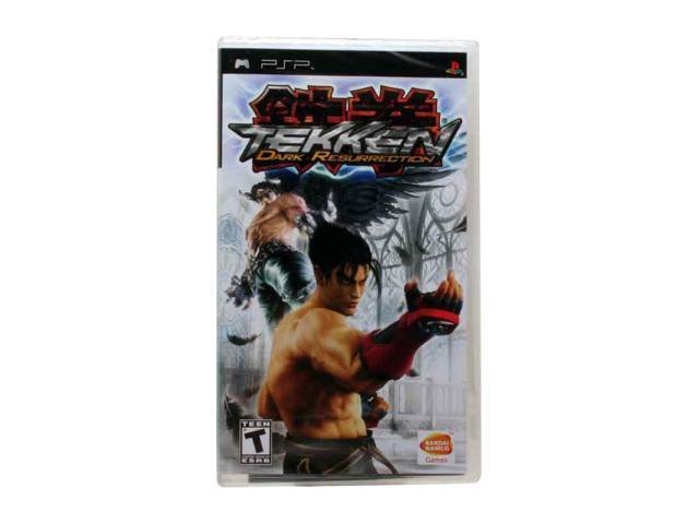 Tekken Dark Resurrection PSP Game Namco