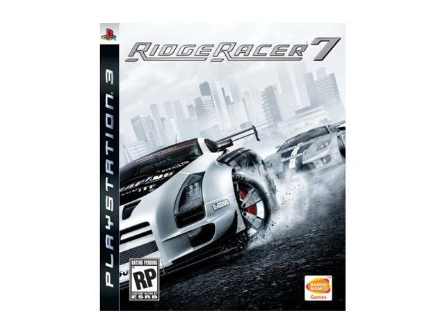 Ridge Racer 7 Playstation3 Game