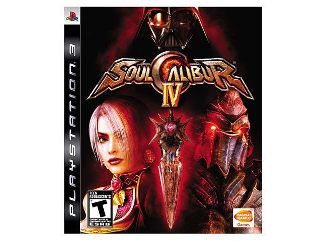 Soul Calibur IV for Sony PS3