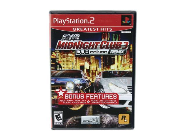 Midnight Club 3: DUB edition Remix Game
