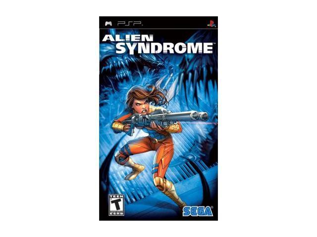 Alien Syndrome PSP Game SEGA