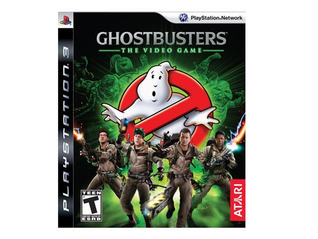 Ghostbusters Playstation3 Game