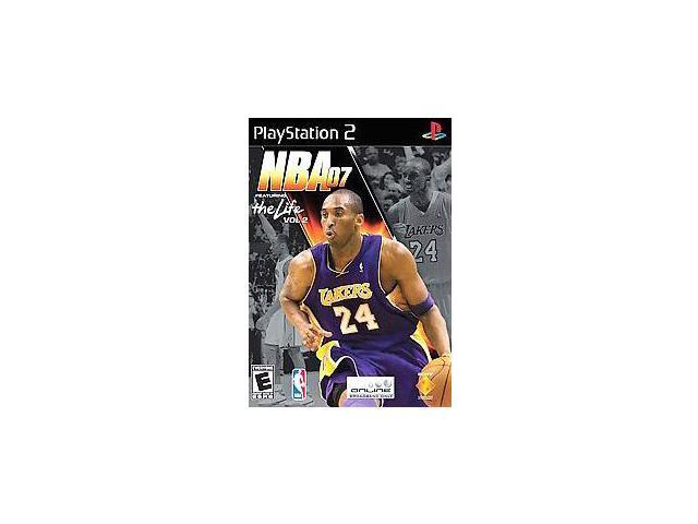 NBA 07 featuring The Life Volume 2 Game