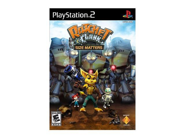 Ratchet & Clank: Size Matters Game