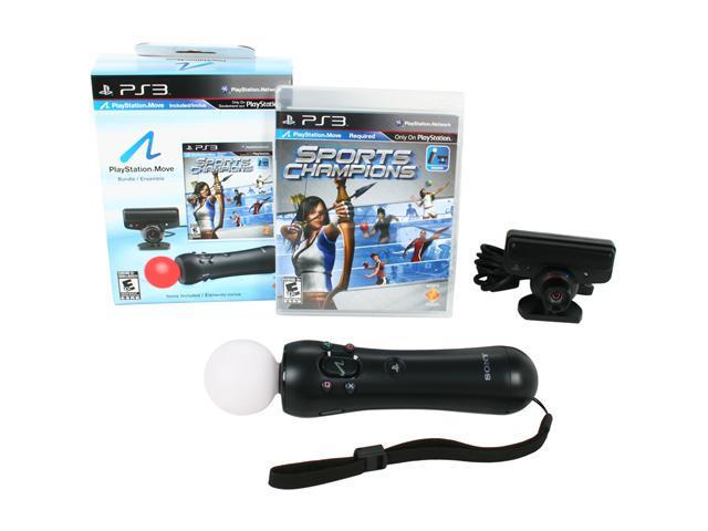 PS3 Move Sports Champions Bundle PS3 Move Sports Champions Bundle