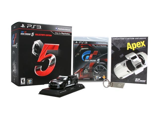 Gran Turismo 5 Collectors Edition Playstation3 Game