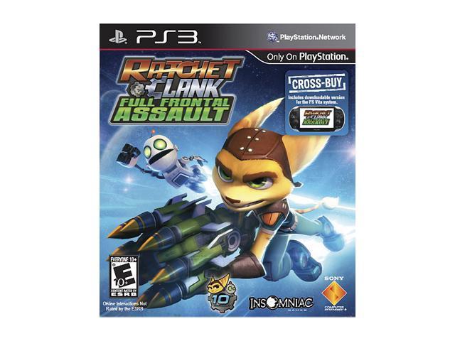 Ratchet & Clank: Full Frontal Assault PlayStation 3