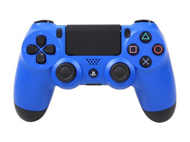 sony dualshock 4 wireless controller for playstation 4 wave blue. Black Bedroom Furniture Sets. Home Design Ideas
