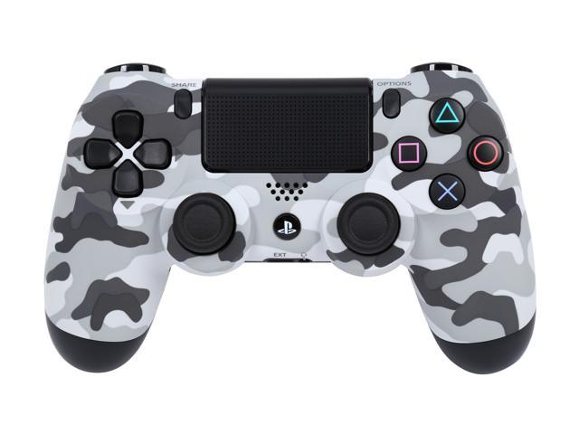 sony playstation 4 controller. sony dualshock 4 wireless controller for playstation - urban camouflage playstation