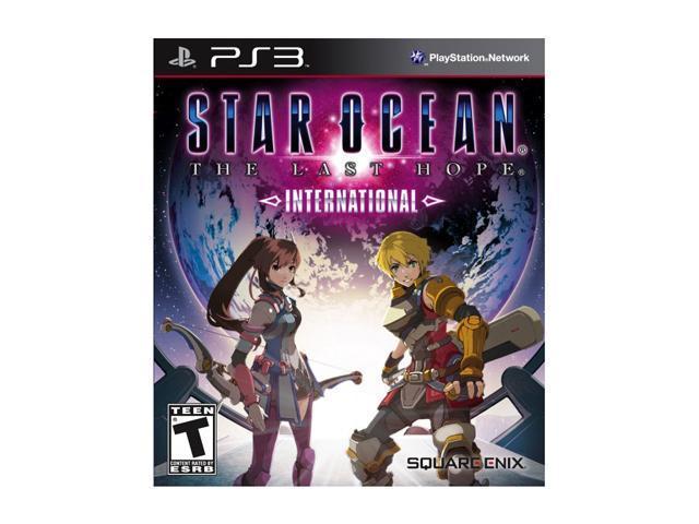 Star Ocean: Last Hope International Playstation3 Game