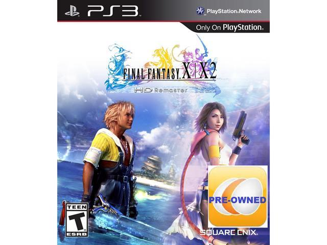 Pre-owned Final Fantasy X-X2 HD PS3