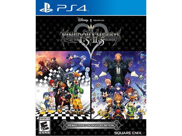 Kingdom Hearts HD Remix PlayStation Neweggcom - Invoice format for services rendered square enix online store