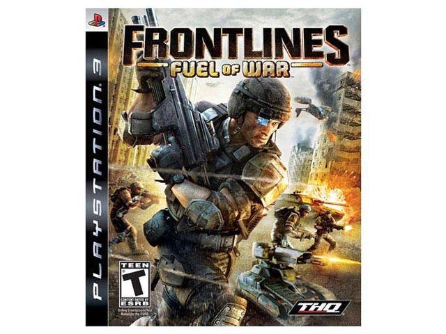 Frontlines: Fuel of War Playstation3 Game