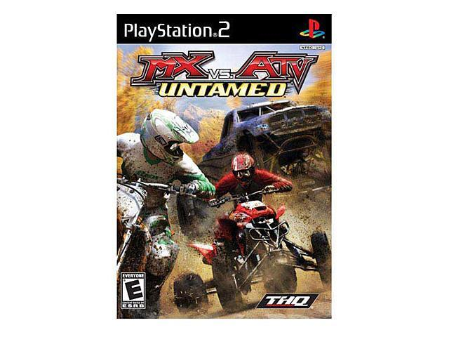 MX vs. ATV Untamed Game