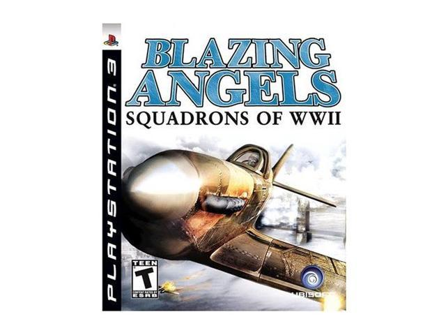 Blazing Angels: Squadrons of WWII Playstation3 Game