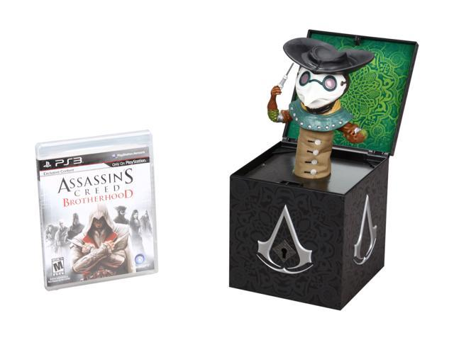 Assassin's Creed: Brotherhood Collector Edition Playstation3 Game