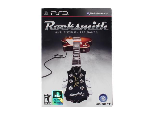 Rocksmith Playstation3 Game