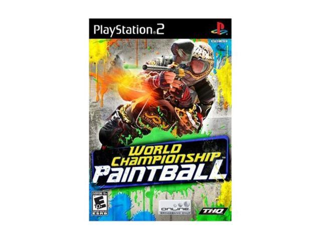 World Champion Paintball Game