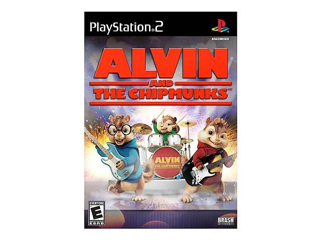 Alvin & The Chipmunks Game