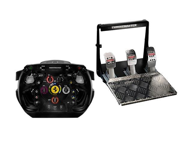 THRUSTMASTER Ferrari F1 Wheel Integral T500, PC and PS3 ...