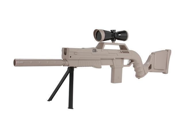CTA PlayStation Move Sniper Rifle