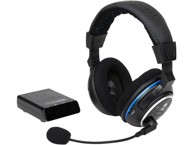 Turtle Beach Ear Force PX4 Gaming Headset for PlayStation ...