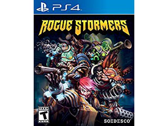 Rogue Stormers - PlayStation 4