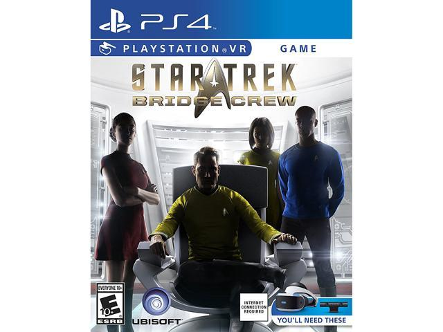 Star Trek: Bridge Crew VR - PlayStation 4