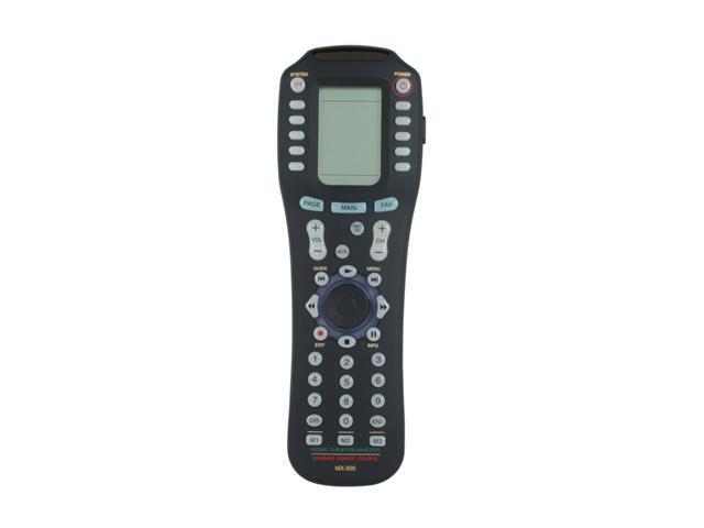 URC MX-500 Infrared Universal LCD Remote Control with Joystick