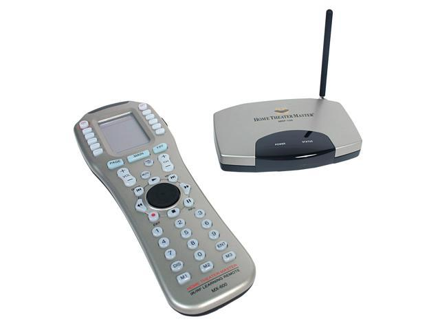 home theater universal remote. universal remote controls home theater master mx-600 ir/rf \u0026 mrf-