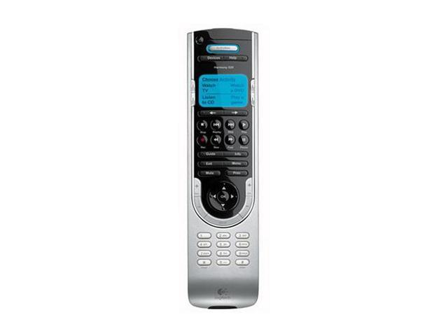 Logitech Harmony 520 Infrared Universal Remote Control
