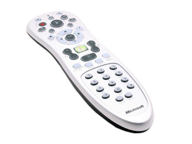 Microsoft A9O-00018 WinXP Media Center Infrared Remote Control w/ Receiver