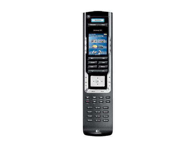 Logitech Harmony 720 Universal Infrared Remote Control